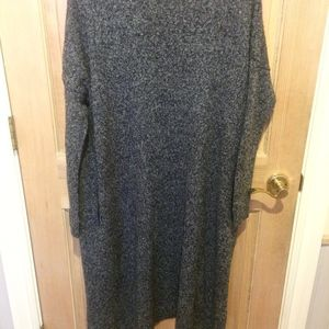 silence + noise Sweaters - URBAN OUTFITTERS Long Blue Cardigan